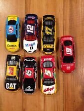 Lot Of 7 Die Cast Cars : Kellogg's, Dodge, Mobil, Sprint, CAT, Cheerios & DeWalt