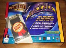 Vintage NIB Dazzle Multimedia MPEG Video & CD Capture LAV-1000