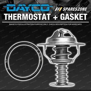 DAYCO Thermostat+Gasket for Mitsubishi ASX Colt Delica Grandis Lancer Outlander