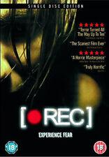 REC - DVD - REGION 2 UK