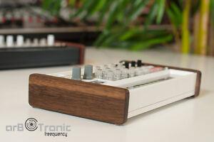 Korg Volca Holz Seitenteil Wood Side Panel End Cheeks Bass Sample Beats Keys FM