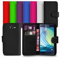 NEW  Leather Stand Wallet Book Case Cover For SAMSUNG GALAXY A5 2017