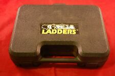 Gorilla Aluminum Ladders 4-in-1 Static Safety Hinge Kit Scaffold Adapter w/ Case