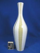 Well shaped 60´s design Heinrich & Co porcelain vase Porzellan Vase 1662  30,5cm