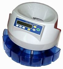 GB870 Digital Automatic UK Coin Sorter Counter - Count Cash Or Money Fast