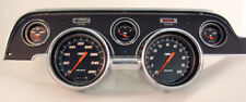 Classic Instruments Ford Mustang 67 68 Gauge Cluster Velocity Series MU67VSB