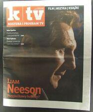 LIAM NEESON   mag.FRONT cover  Kiefer Sutherland, Yasmin Levy,David Mackenzie