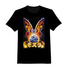Mothra #2 - Custom Adult Godzilla T-Shirt (034)