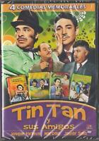 Tin Tan & 4 Comedias Memorables DVD  CGI16