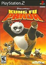 PS2 game: Kung Fu Panda - NO SCRATCHES - with manual