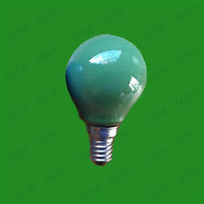 Bombillas de interior de color principal verde casquillo E14