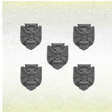 Legion Adler Schilde Legionary Eagle Pattern Shields (5) Bitz Kromlech Resin
