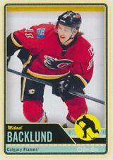 2012-13 O-Pee-Chee #13 MIKAEL BACKLUND - Calgary Flames