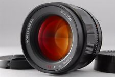 【TOP  MINT】Voigtlander Nokton 58mm f/1.4 MF SL II Lens for Nikon from Japan 119A