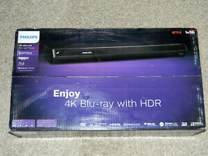 Philips BDP7502/F7 4K Ultra HD Blu-ray Player
