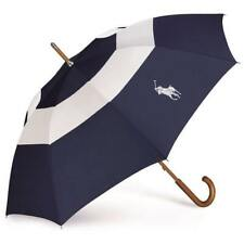 🆕POLO RALPH LAUREN BIG PONY Limited Edition Navy White Umbrella Brand New!!