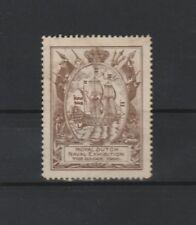 Netherlands Royal Dutch Navy Exhibition 1900 The Hague cinderella poster stamp