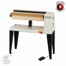 EOLO professional rotary iron roller ironer for flatwork linen MG02 with legs