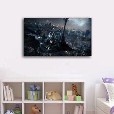 50×90×3cm Batman Flying Framed Canvas Prints Wall Art Home Decor Painting Gift
