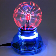 Magic USB Plasma Ball Light Crystal Lamp Desktop Globe Laptop Disco Lighting