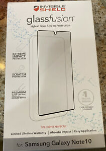 Zagg Invisible Shield GlassFusion Screen Protector for Samsung Galaxy Note10
