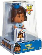 Disney Pixar Toy Story 4 Talking Officer Giggle McDimples *BRAND NEW*