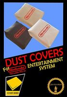 Nintendo NES 101 Top loader console canvas dust cover