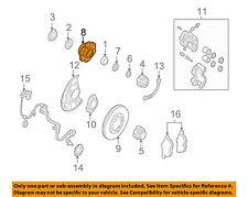 NISSAN OEM 00-04 Xterra-Front Wheel Hub 402027Z700