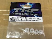 Tamiya 42166 RC Aeration Damper Pistons Blank 4pcs
