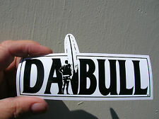 Vintage Greg Noll da bull sticker surfboard surfing longboard surfer surf pipe
