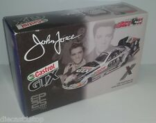 1:24th Scale Action John Force 2002 Elivs 25th Anniversary Ford Mustang - Clear