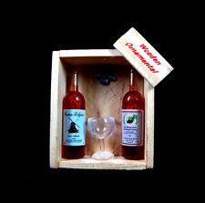 Dollhouse Miniature Kitchen Accessory Drinking Bottles Goblet Ornament Magnet