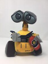 "WALL-E Robot 12"" Disney Pixar Plush Stuffed Toy Fire Extinguisher Theme Parks"