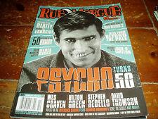 Rue Morgue Magazine # 105 October 2010 Issue