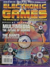 Electronic Games Magazine Volume 2 Issue 9 June 1994