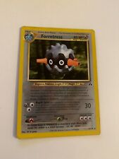 Pokemon Neo Discovery 2/75 Forretress Non Holo Great condition