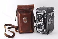 Excellent ROLLEIFLEX twin-lens reflex DRGM Tessar 75mm F3.5 camera Ref No 137000