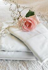 Soft Surroundings Blissful Bamboo Sheet Set King White Orig. $229