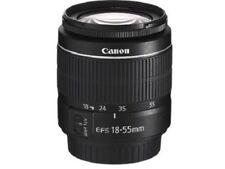 Objetivos 18-55mm para cámaras Canon EF