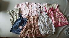 FASCIO di abbigliamento per neonati 3-24 mesi M&CO, H&M, primi tempi, DISNEY E ALTRI 8 oggetti