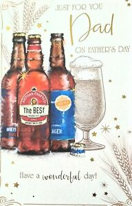 Just for you Dad on Father's Day Card