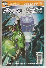 DC Comics Brave & Bold Vol 2 #20 Feb 2009 Green Lantern & Phantom Stranger NM