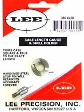 LEE 90155 380 AUTO CASE LENGTH GAUGE & SHELL HOLDER