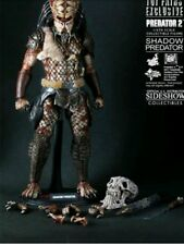 "HOT TOYS Predator 2 SHADOW PREDATOR 1/6 Scale 12"" MIB Toy Fair Exclusive"