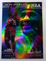 2004 04-05 Fleer Showcase Lebron James #11, 2nd year, Cleveland Cavaliers