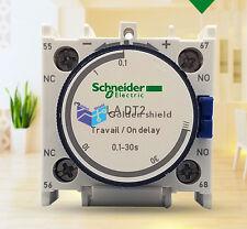 Schneider LADT2 Time Delay Block 0.1-30s New