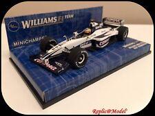 F1 1/43 Williams Fw22 BMW Schumacher 2000 Minichamps