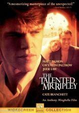 The Talented Mr. Ripley (Dvd, 2000) *Widescreen* Gwyneth Paltrow, Jude Law