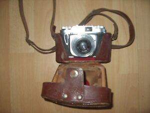 DDR Fotoapparat Beirette Junior 2