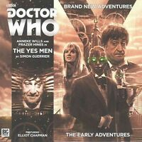Early Adventures : The Yes Men, CD/Spoken Word by Guerrier, Simon; Bowerman, ...